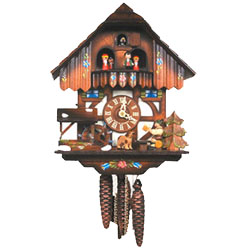 Help With The Repair Of A Cuckoo Clock Clockworks
