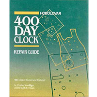 Anniversary 400 Day Clock Parts Repair Guide