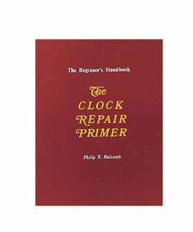 clock repair books clockworks rh clockworks com Seth Thomas Grandfather Clock Manual Seth Thomas Clock Identification