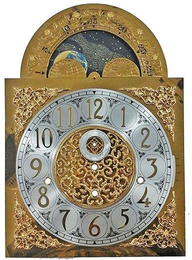 Clock Moon Dials Clockworks