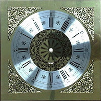11 Inch Clock Dial