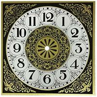 Square Clock Dials