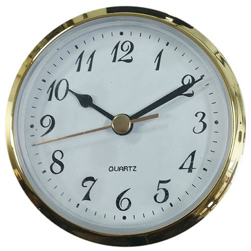 Clock Inserts Or Fitups Available Now At Clockworks Clockworks