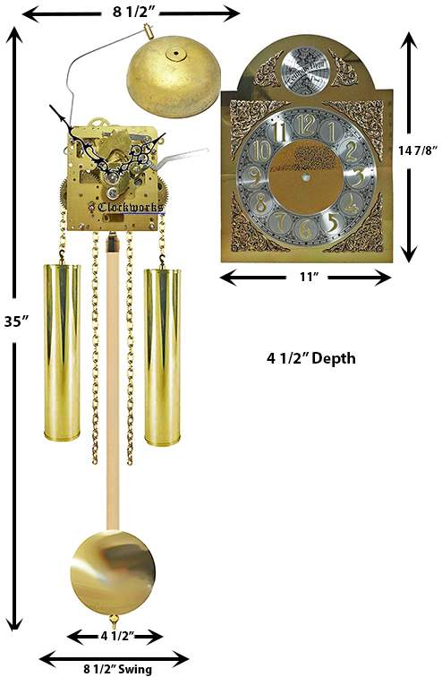 Hermle Clock Kit