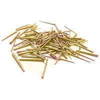 Clock Parts Tapered Pins
