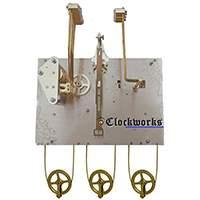 Hermle Clock Movement 1161 series