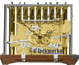 Weight Driven Clock Repair