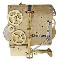 340 / 341series Hermle clock movements