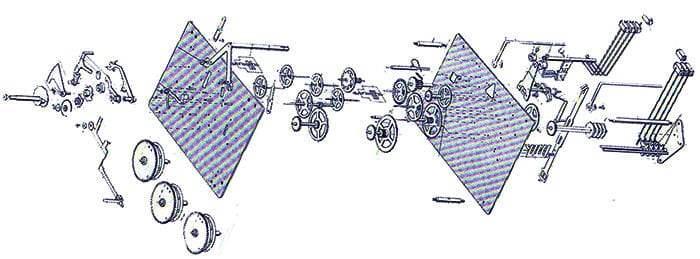 461 Series Hermle Clock Movements   Clockworks