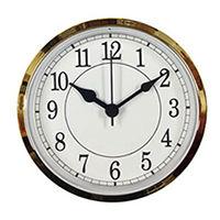Quartz Clock Insert FitUp