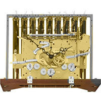 Weight Driven Clock Movement