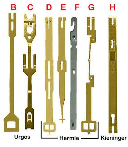 Clock Pendulum Parts Clockworks