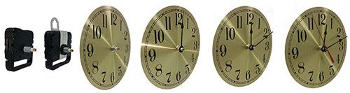 Low-Torque Quartz Clock Movement