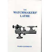 Watch Repair Watchmakers Lathe