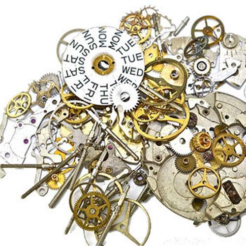Watch Parts : Clockworks