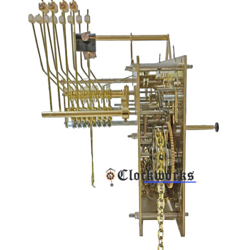 1161-053 Hermle Clock Movement
