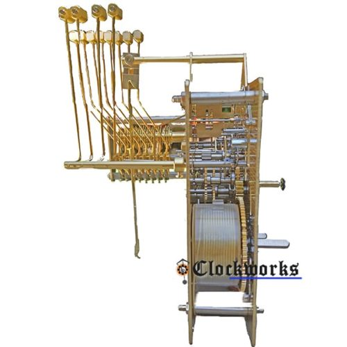 1161-850 Hermle Clock Movement