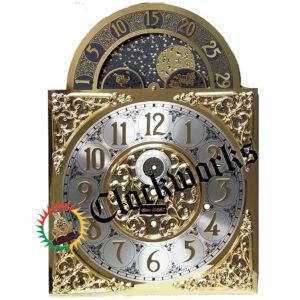 Presidential Grandfather Clock Moon Dial