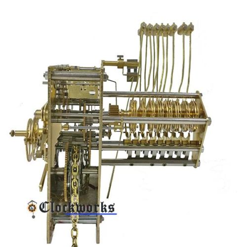 1171-850 Hermle Clock Movement