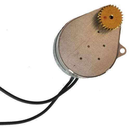 Golden-Hour Clock Electric Motor