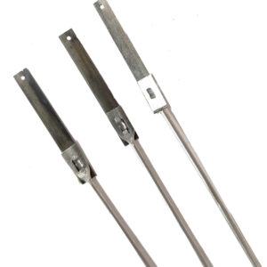 Clock Pendulum Suspension Spring Rods