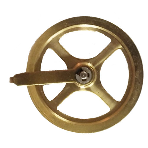 cable driven pulley