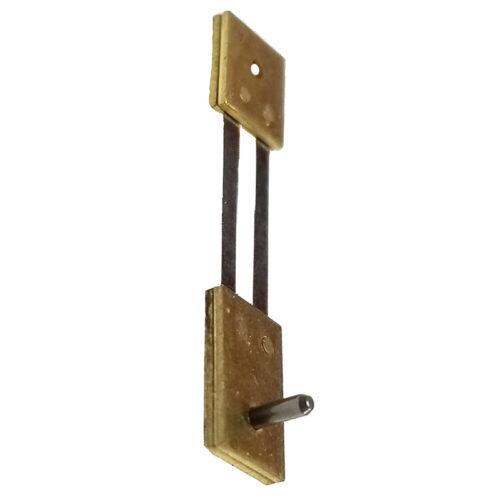 Antique Pendulum Suspension Spring
