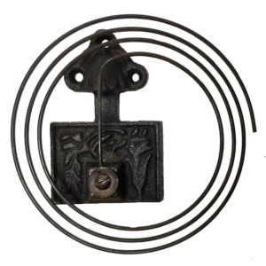 Antique Rear-Mount Clock Gong