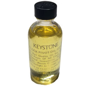 Keystone Clock Oil