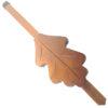 Oak-Leaf Cuckoo Clock Pendulum