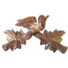 cuckoo head dressing bird top