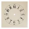 Square Cottage Clock Dial