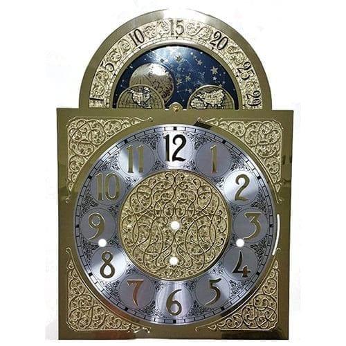 1161-853 Grandfather Clock Dial
