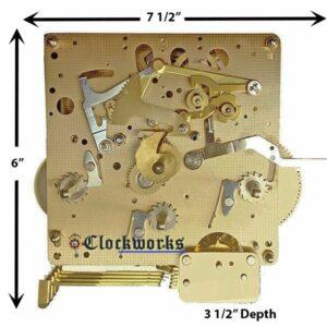 3603X Clock Movement