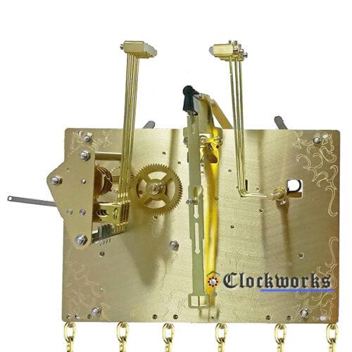 461-053 Hermle Clock Movement