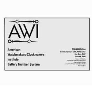 AWI Battery Guide