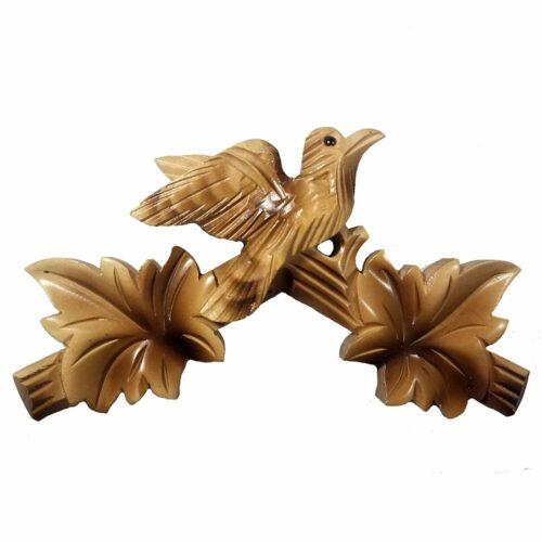 Cuckoo Clock Blonde Bird-Top