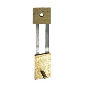 Clock Pendulum Suspension Spring