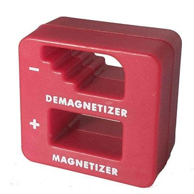 Clock Repair Tool and Part Magnetizer and Demagnetizer
