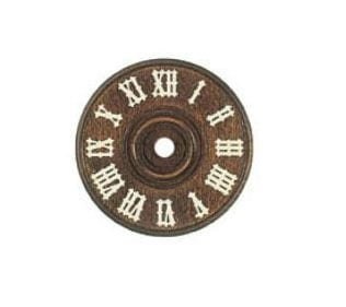 Cuckoo Clock Replacement Dial