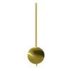 Brass rod clock pendulum clockworks.com