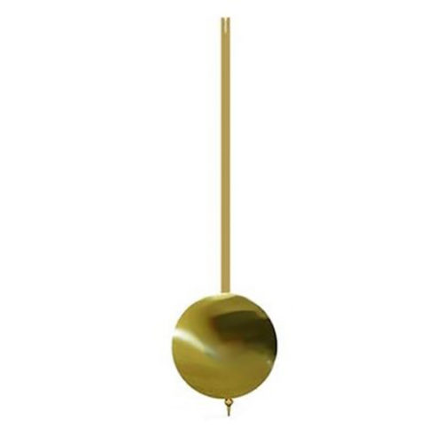 Brass rod clock pendulum clockworks.com