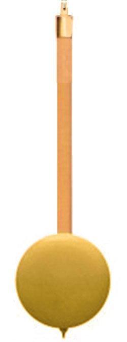 Jauch Wood Stick Clock Pendulum