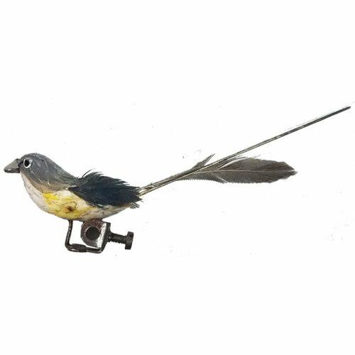 Feathered Cuckoo Clock Bird