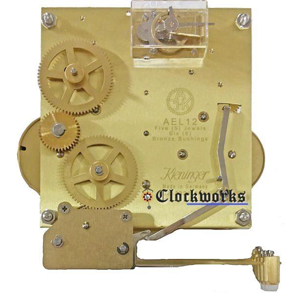 NEW AEL Kieninger Clock Movement