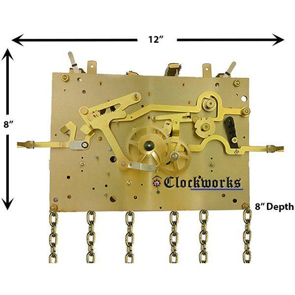 NEW H Series Kieninger Clock Movement