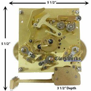 NEW SEW Series Kieninger Clock Movement