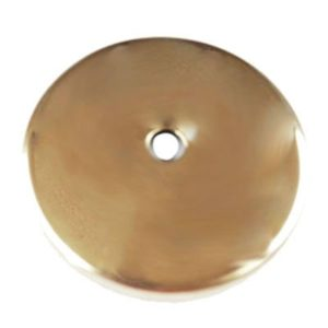 Polished Clock Weight Cap
