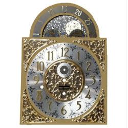 Presidential Grandfather Clock Moon-Dial
