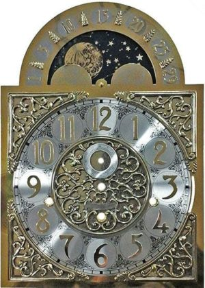 Presidential Grandfather Clock Moon-Dial